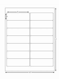 Avery Label Template 5162 Avery Label Sheet 5162 Compatible 14 Labels Per Sheet
