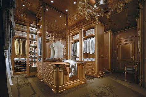 bespoke walk  closet   italy prince  faoma