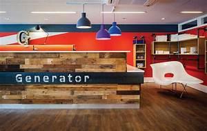 Generator hostel by the design agency copenhagen for Interior design online generator