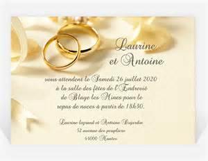 d invitation mariage d 39 invitation mariage réf n120169 du faire part mariage réf n24013 monfairepart