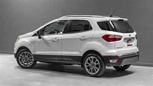 Ford Ecosport Front 2018 Ford Ecosport Color Options  5 Hot Modified Ford Ecosport Suvs From