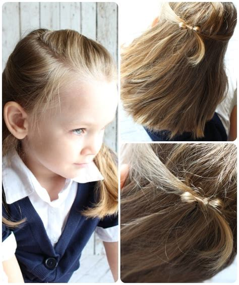 easy hairstyles   girls  ideas   minutes