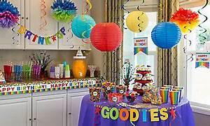 Happy Birthday Decorations BIRTHDAY DECORATIONS Party City