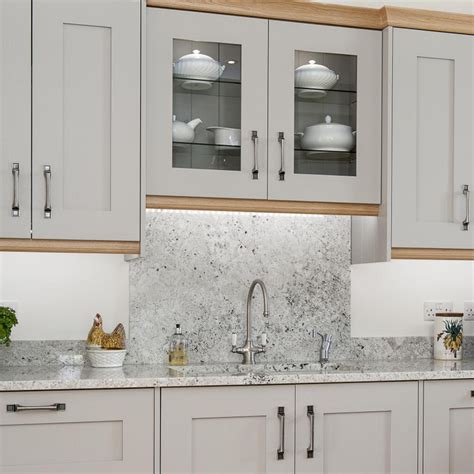 marble tile kitchen white wave backsplash 4022