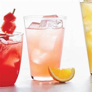 Pink Lemonade Recipe | MyRecipes