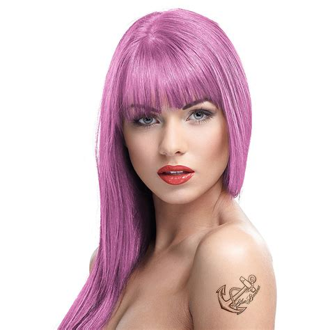 Crazy Color Semi Permanent Marshmallow Pink Colour Hair