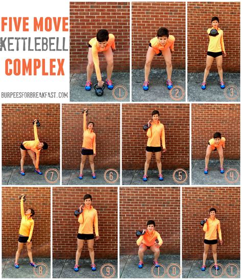 complex kettlebell move five workouts quick burpees cheryl