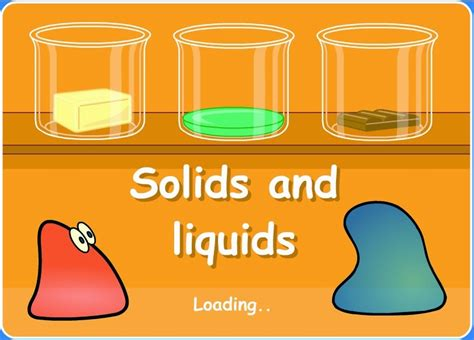 Grade 2 Stem Lab Matter Solids And Liquids (and A Bit About Gases