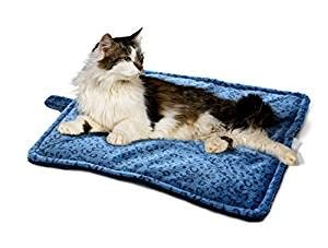 Self Heating Cat Bed by Milliard Thermal Self Heating Cat Mat Bed 53cm X 43cm