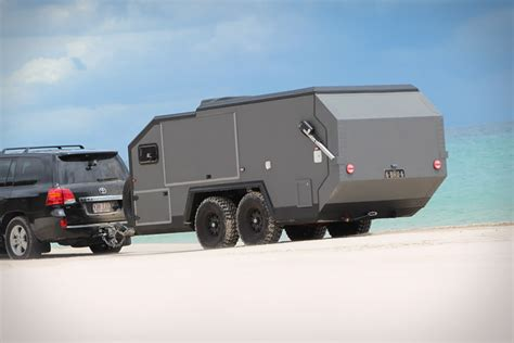 offroad trailer bruder exp 6 off road trailer uncrate
