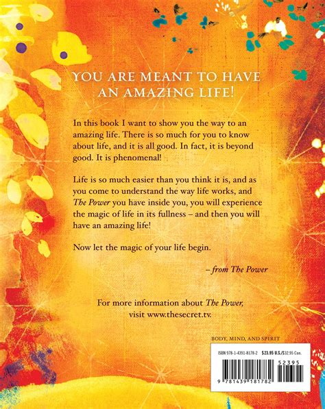 power book  rhonda byrne official publisher page