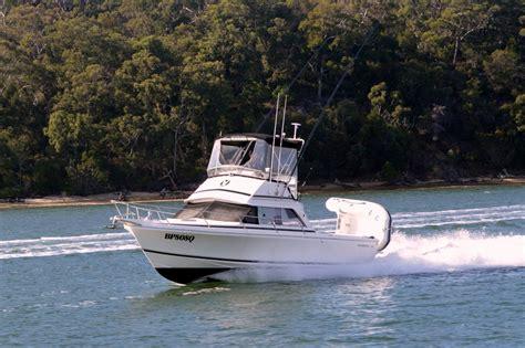 Repowered 26 Caribbean 'a Fantastic Boat'  Mercury Marine