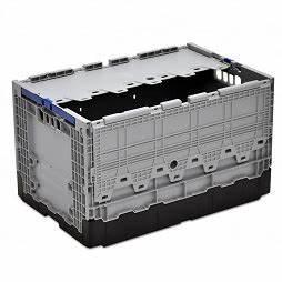 Klappbox Mit Deckel : klappbox 600x400x355 mm online bestellen georg utz ag ~ Markanthonyermac.com Haus und Dekorationen