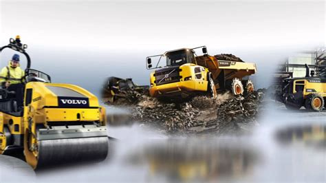 volvo construction equipment history  youtube