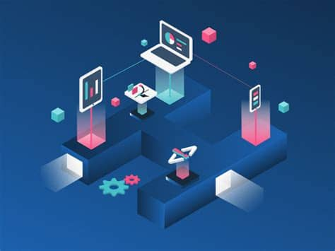In this one, we get started with how to make an interactive infographic by using svgs and vue.js. Isometric Illustration Animation by Paarth Desai on Dribbble