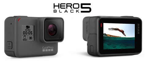 recensione gopro hero  black specifiche  test video blogfotograficoit