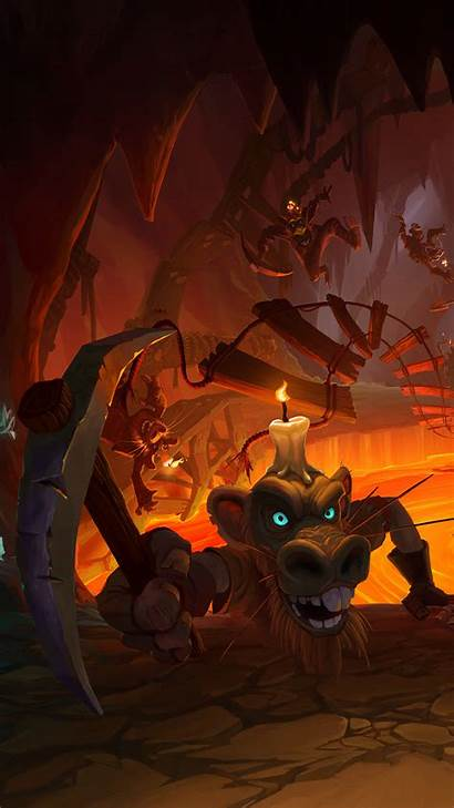 Kobolds Dragons Dungeons Phone Mobile Catacombs Wallpapers