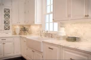 Kitchen Backsplash Ideas With White Cabinets Kitchen Tile Backsplash Ideas With White Cabinets