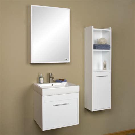 bathroom wall vanity cabinets 26 quot sumiko wall mount vanity with medicine cabinet bathroom