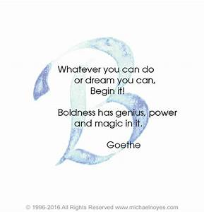 B Goethe Calligraphy Art Plaques Inspirational Gifts