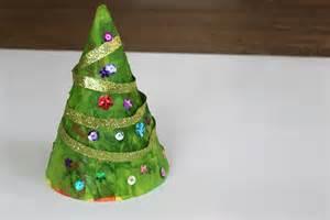 green owl art christmas tree hat