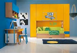 And Cheerful Kids Bedroom Designs From Pentamobili Blue Bedroom Very Bright And Colorful Basement Bedroom Design DigsDigs Choosing A Kid 39 S Room Theme HGTV Kids Room Inspiration Wallpaper 6 Small Kids Room Parents Are Often