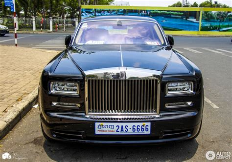roll royce cambodia rolls royce phantom ewb series ii 19 april 2016 autogespot