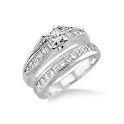 wedding ring sets affordable wedding ring set on jewelocean
