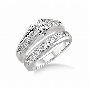 affordable diamond wedding ring set on jeenjewels With affordable diamond wedding ring sets