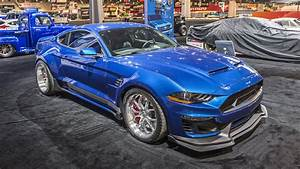 2018 Ford Mustang Shelby Super Snake Concept - Tangent Design Group, Inc.