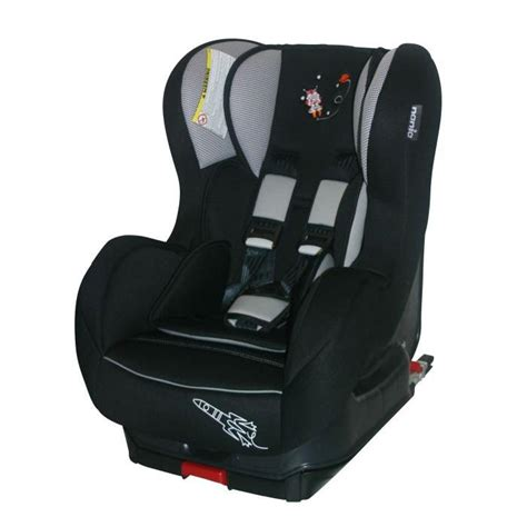 soldes sieges auto nania siège auto cosmo sp luxe isofix gris achat vente