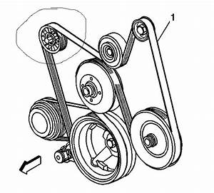 2004 Tahoe Serpentine Belt Diagram