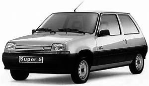 Renault Super 5 Five : 1993 renault super5 pictures information and specs auto ~ Medecine-chirurgie-esthetiques.com Avis de Voitures