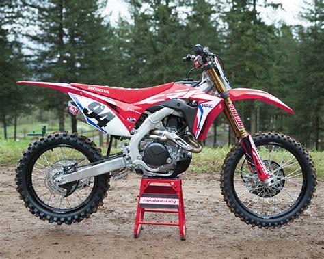 2019 Honda Race Crfswith A Works Edition Ken Roczen