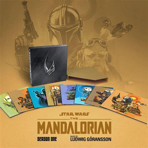 Mondo Gives Ludwig Göransson's The Mandalorian Score a ...