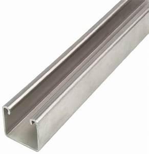 Rs On Line : p 1000 pg x 2m 41 x 41mm single steel strut 2m long unistrut ~ Medecine-chirurgie-esthetiques.com Avis de Voitures