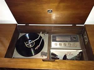 RCA New Vista Victrola, Campobello model. Made in 1967 ...
