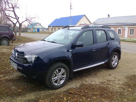 duster renault 2013 рено дастер 2013 года дизель мкпп suv 4вд 90 лс