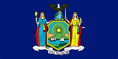 york state flag