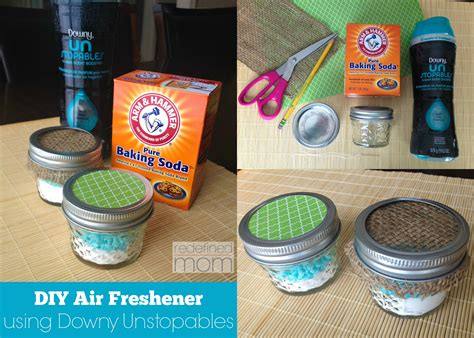 Diy Air Freshener Using Downy Unstopables Projects To
