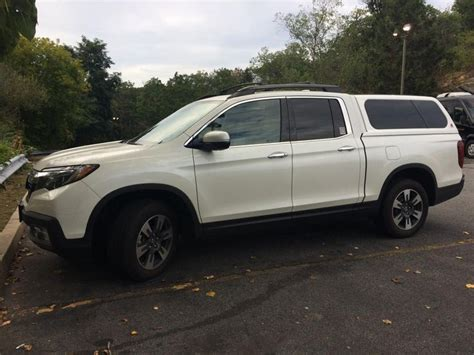 Maybe you would like to learn more about one of these? New Leer Camper! - Honda Ridgeline Owners Club Forums ...