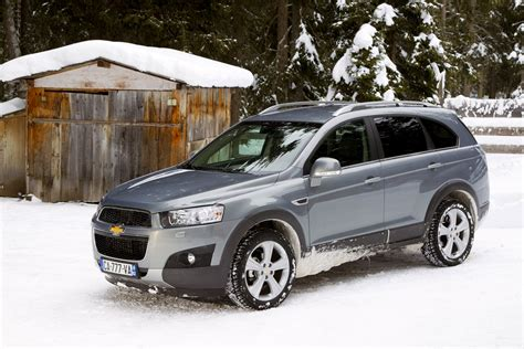 Chevrolet Captiva by 2013 Chevrolet Captiva Picture 86396