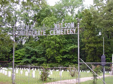 canap nelson c nelson confederate cemetery entrance encyclopedia