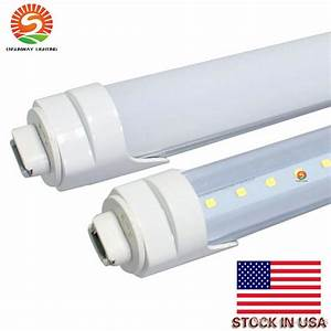 Stock Led T12 8ft Tube 45w 5000lm T8 Led 8 Foot Daylight