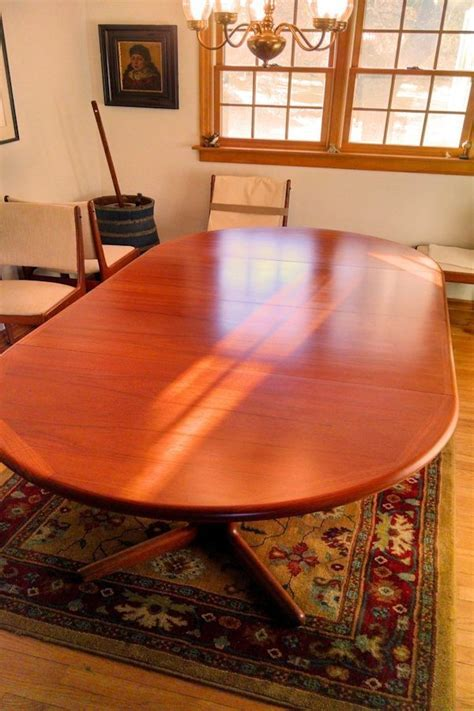 Dining Table Top Refinish Project Capital District