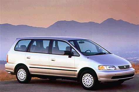how cars engines work 1998 honda odyssey instrument cluster 1995 98 honda odyssey consumer guide auto