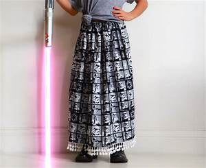 Star Wars Diy : simple diy maxi skirt tutorial marinobambinos ~ Orissabook.com Haus und Dekorationen