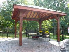 Hip Roof Pergola by Gazebo Hip Roof 10 X10 Plans Backyard Ideas
