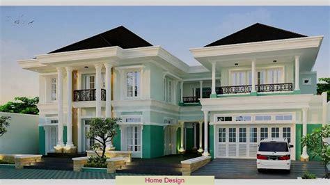 desain rumah minimalis klasik modern desain rumah