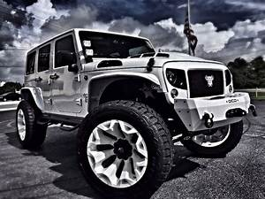 Jeep Wrangler Custom : 2017 jeep wrangler unlimited custom lifted whiteout leather florida bayshore automotive ~ Maxctalentgroup.com Avis de Voitures